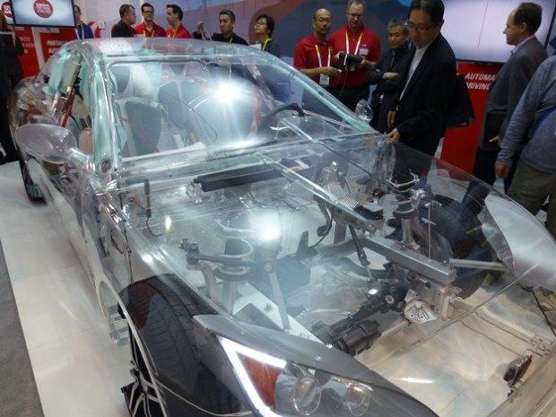 glass car1