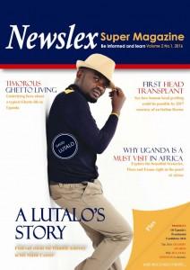 Newslex Super Magazine cover