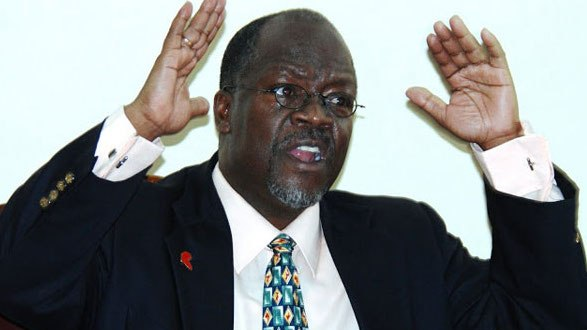 magufuli economy