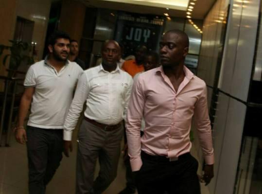 Haruna Sentongo billionaires