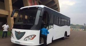solar powered bus