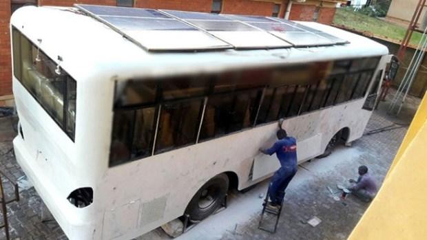 first kayoola bus - newslex point