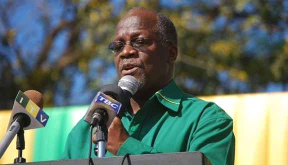 Foreigners and magufuli
