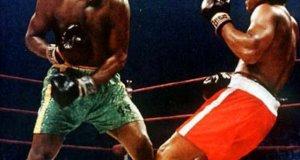 Boxing champion Joel frazier