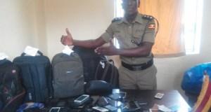 Dpc kirumira recovered 1000phones