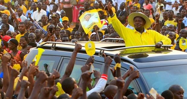Uganda's musevei