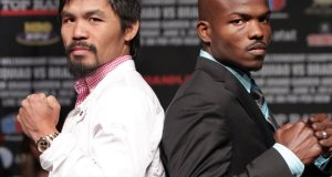 Manny Pacquiao thee filipino boxer