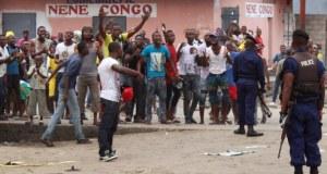 president strike in congo
