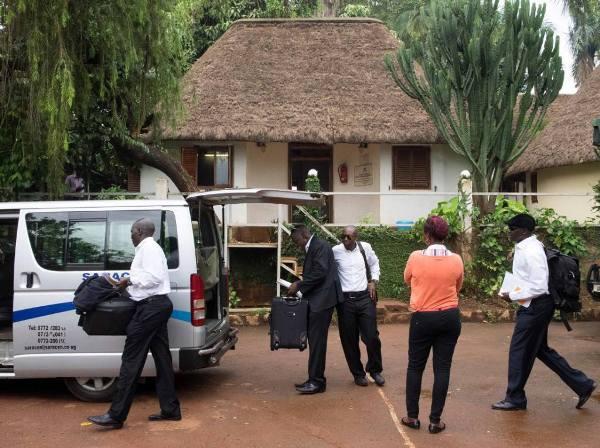 uganda sarceen guards