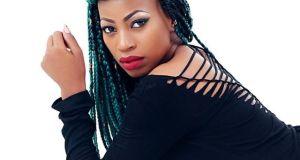 sheebah kalungi the female artist in Uganda