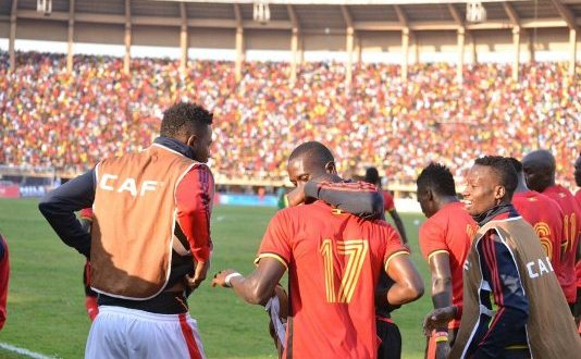 Cranes drop in fifa rankings