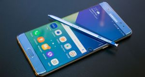 Galaxy note7 production stopped