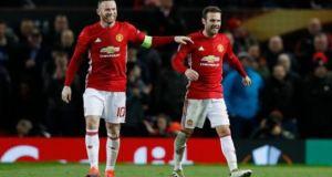 Wayne rooney becomes Utd's european goal scorer