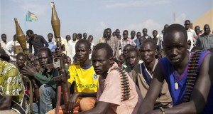 Peace calling in South sudan through video games
