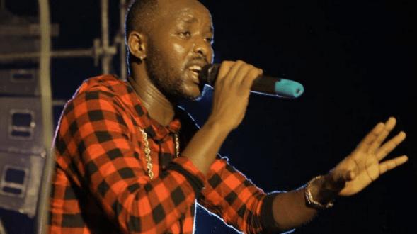 Ugandan music award Eddy kenzo