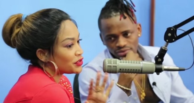 diamond platnumz visits zari
