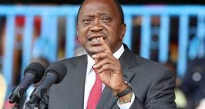 president kenyatta and debate