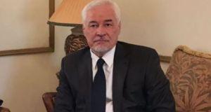 Mirgayas Shirinsky found dead
