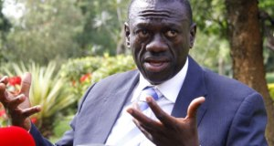Besigye says museveni is to replace boda boda 2010