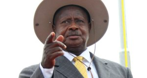 president museveni talks about the death of Abiriga and criminals
