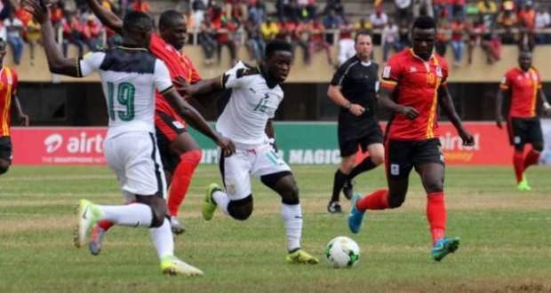 Ghana Demands A Rematch With The Uganda Cranes