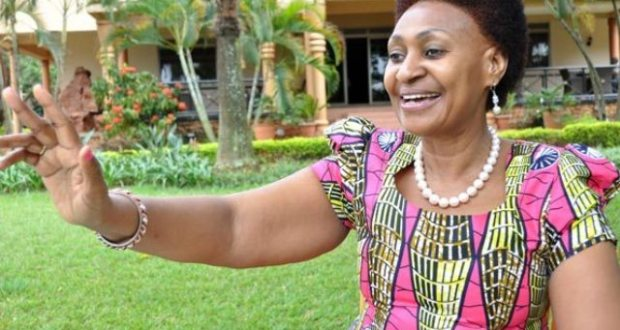 Jacqueline mbabazi says no one should not touch the constitution