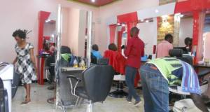 Mystique the best salon in Kampala