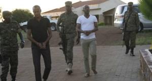 Frank Gashumba sues army