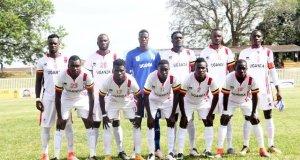 The uganda cranes quallifed for the CECAFA Semi finals