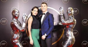 Cristiano Ronaldo named the sports person of the year 2017