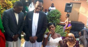 Fifi Da Queen introduces her husband
