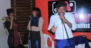 Ykee Benda Excites Funs At Club Liquid Naalya