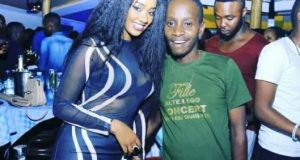 Shaddy Boo In Uganda To Attend Fille Mutoni's Concert