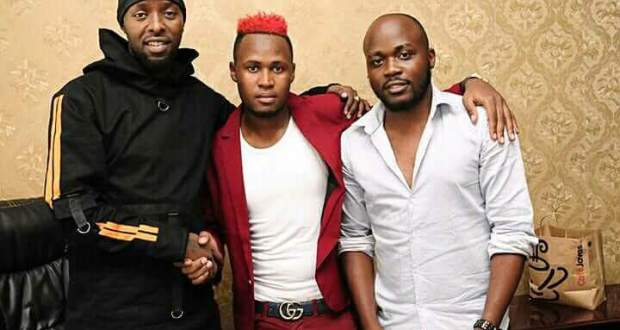 Singer New York Signed In Big Talent Management By Eddy Kenzo