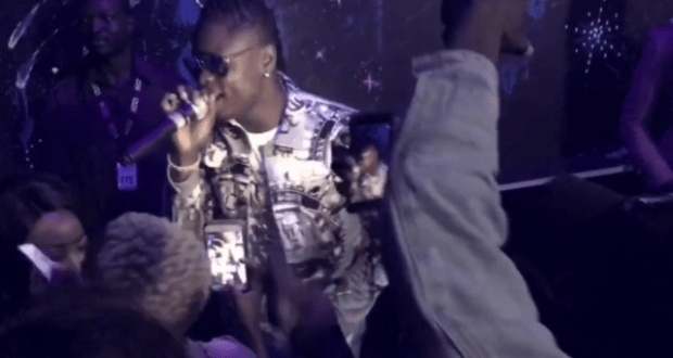 Singer Pius Alias Pallaso Entertained A Huge Crowd In Australia