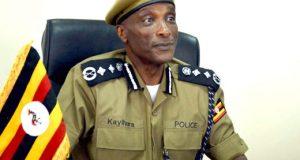 kayihura speaks on his arrest