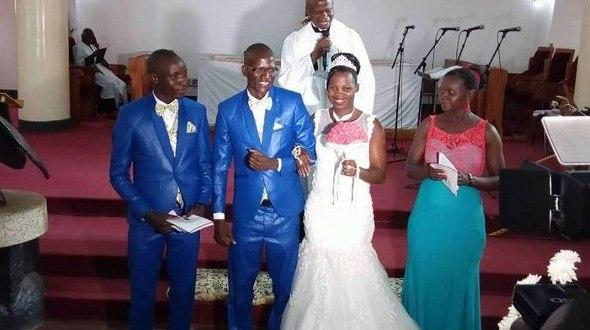 Golden Medal Winner Dorcus Inzikuru Got Married