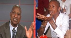 Tamale Mirundi Warned Whoever Is Funding Bryan White