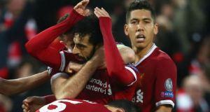 Liverpool beat AC Roma