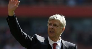 Wenger leaves arsenal