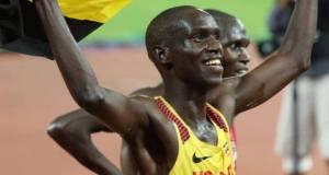 Joshua Cheptegei Won't Run This Year With A Knee Injury