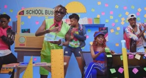 "Vinka And Fik Fameica In A Song Dubbed ""Tubikole"""