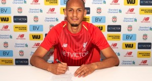 Fabinho agrees on joining Liverpool
