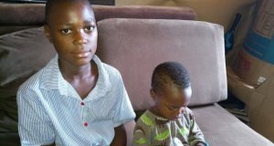 Police rescues Two children