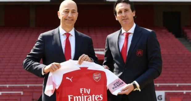 Emery promises a better Arsenal