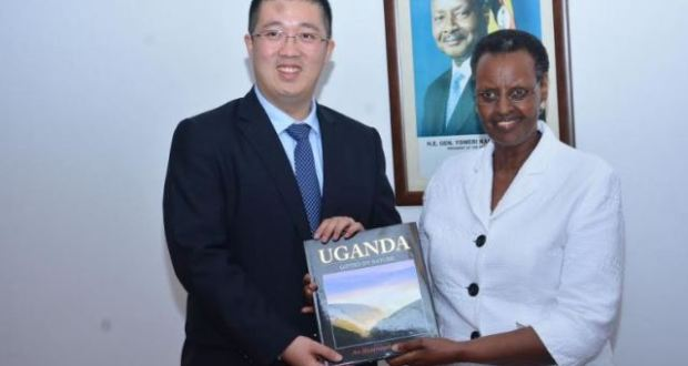 Huawei Uganda Assigned A New Managing Director