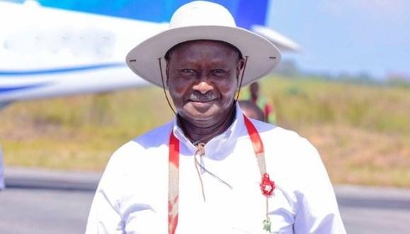 museveni and tourism
