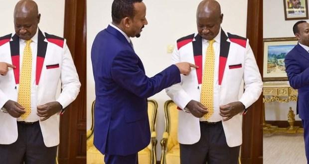 Prime Minister Reformed Yoweri Kaguta Museveni's Fashion Style
