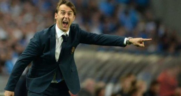 Julen Lopetegui named real madrid coach