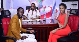 Sheilah Gashumba Signed And Sealed A New Deal